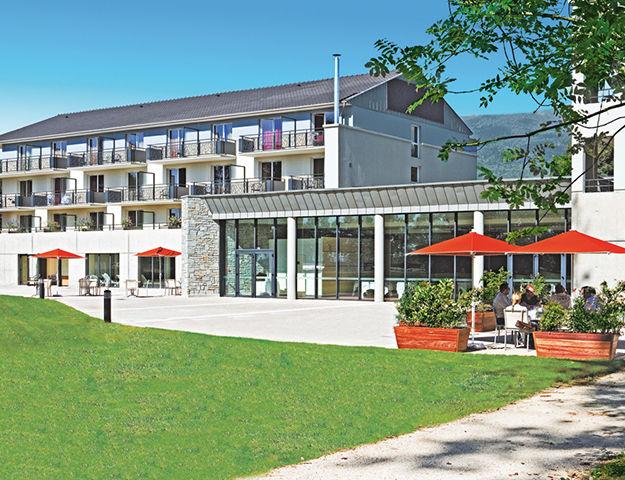 Hôtel et Résidence La Villa du Lac - Villa du lac