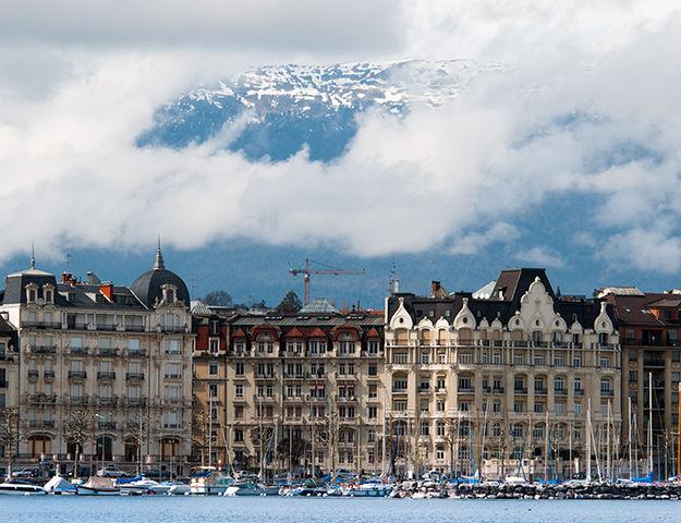 Hôtel et Résidence La Villa du Lac - Geneve