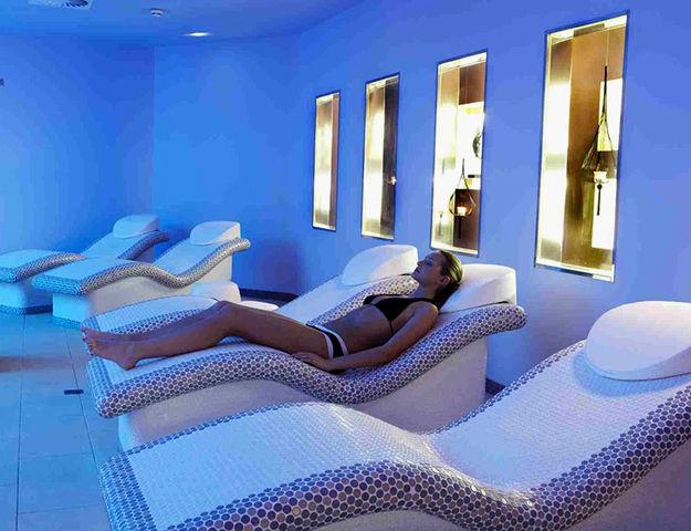 Plaza Andorra - Salle de relaxation