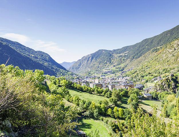 Plaza Andorra - Andorre la vieille