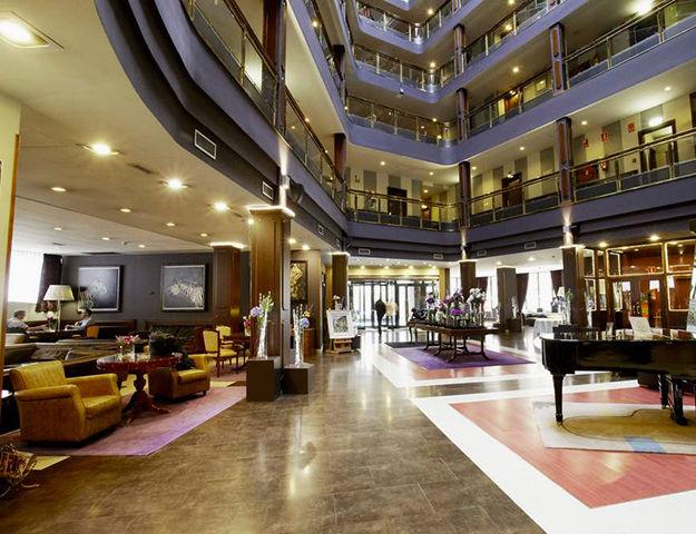 Plaza Andorra - Lobby