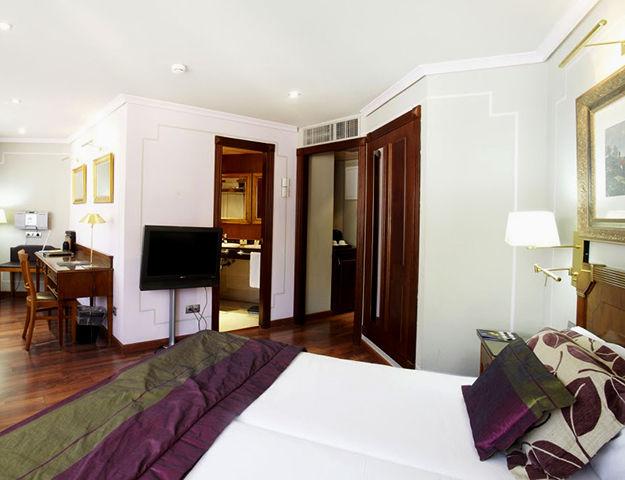 Plaza Andorra - Chambre standard