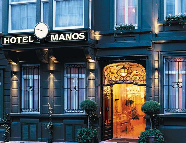 Manos Premier - Hotel