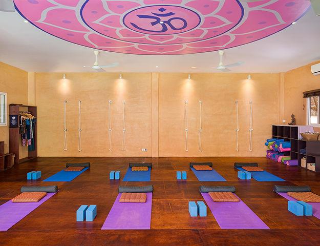 Navutu Dreams Resort Cambodia -  salle de yoga