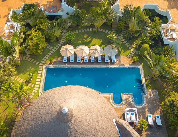 Navutu Dreams Resort Cambodia -  navutu dreams resort