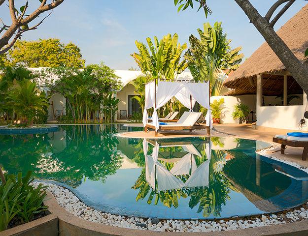 Navutu Dreams Resort Cambodia -  piscine