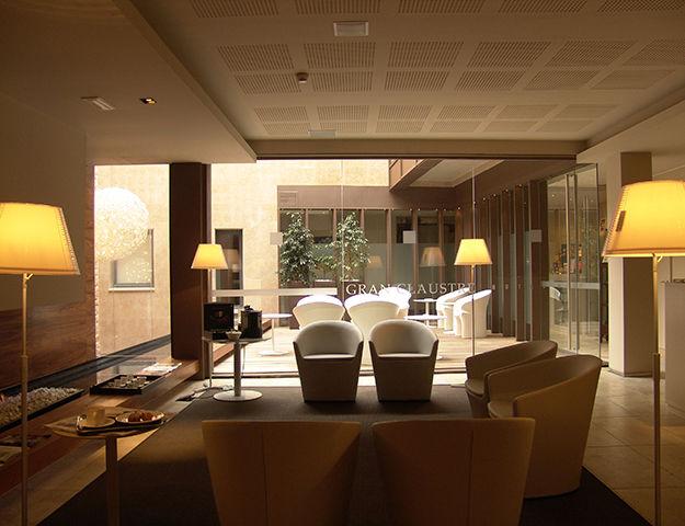 Gran Claustre Restaurant & Spa - Lobby