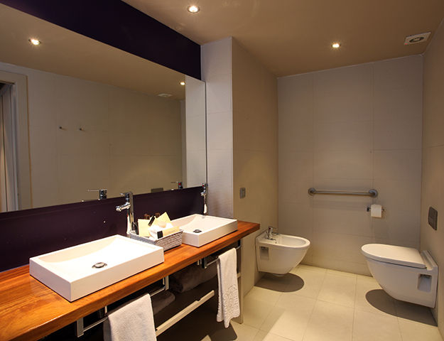 Gran Claustre Restaurant & Spa - Salle de bains