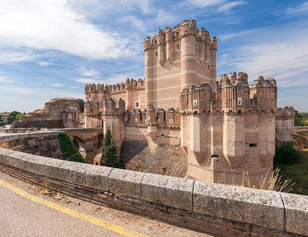 Castilla Termal Balneario de Olmedo - Chateau de coca