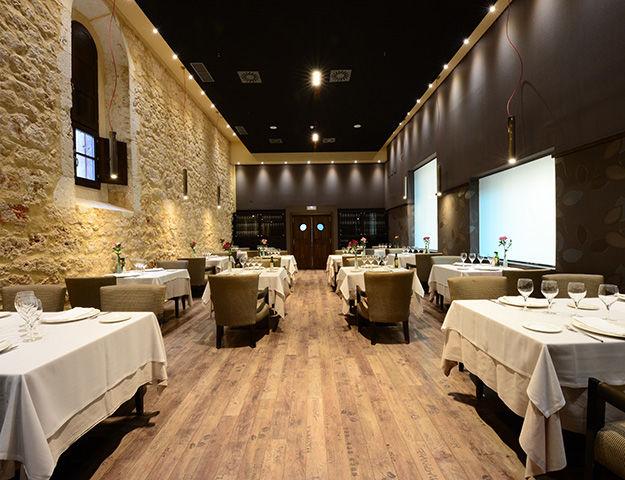 Castilla Termal Burgo de Osma - Restaurant argaela