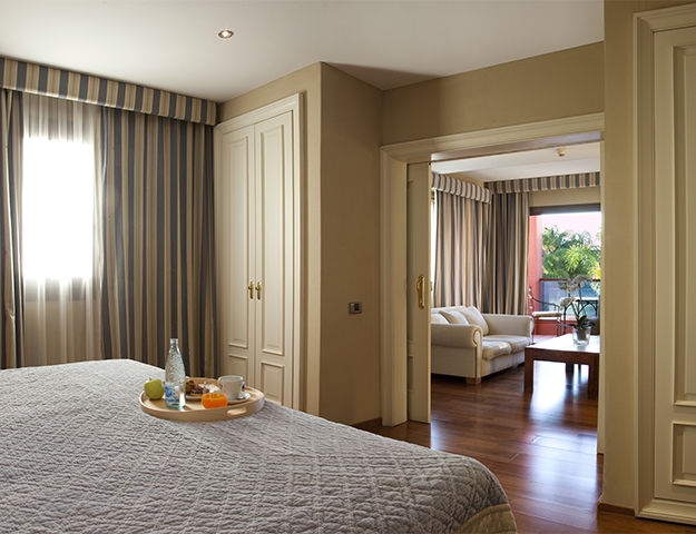 Hôtel Blancafort - Junior suite