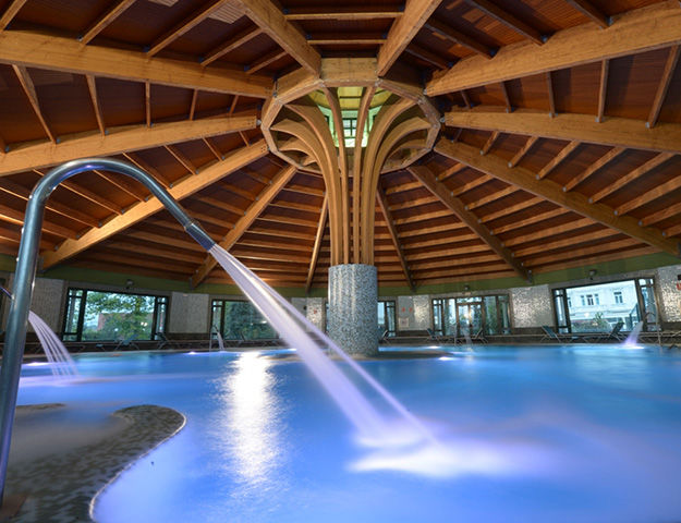 Castilla Termal Balneario de Solares - Spa thermal