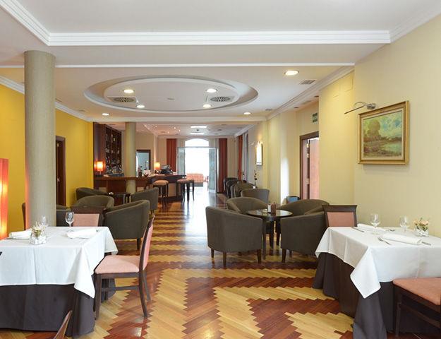 Castilla Termal Balneario de Solares - Restaurant el manantial