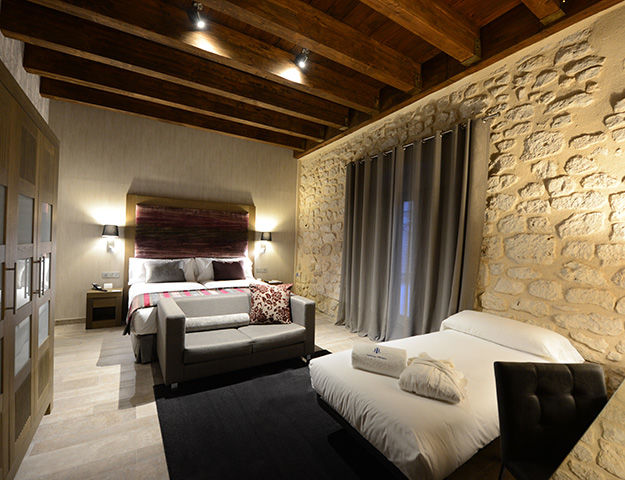 Castilla Termal Monasterio de Valbuena - Chambre deluxe