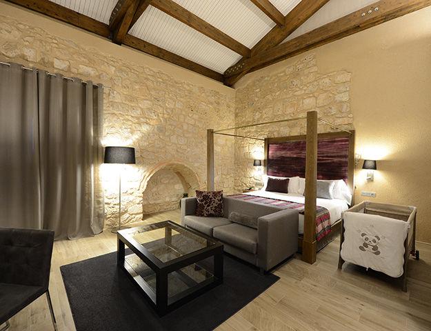 Castilla Termal Monasterio de Valbuena - Junior suite
