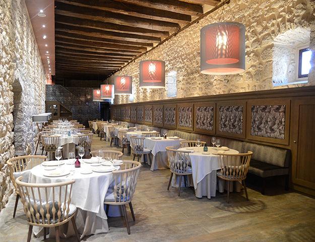 Castilla Termal Monasterio de Valbuena - Restaurant converso