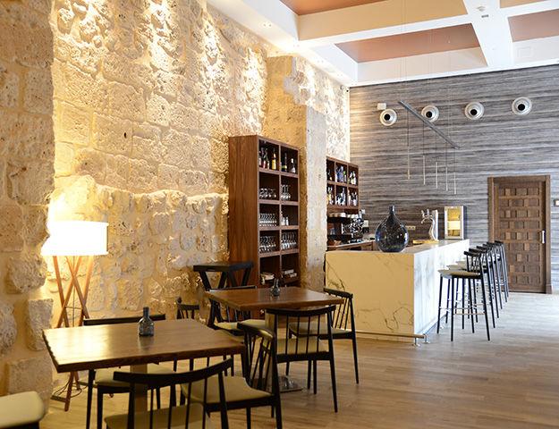 Castilla Termal Monasterio de Valbuena - Bar la cilla