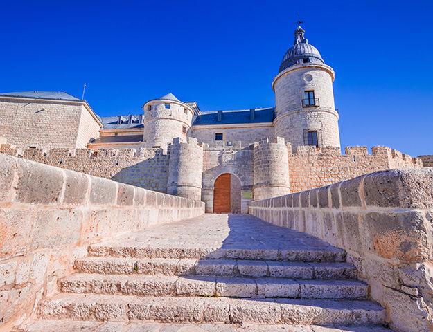 Castilla Termal Monasterio de Valbuena - Chateau de simancas