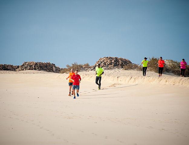 Atlantis Fuerteventura Resort - Running sur la plage