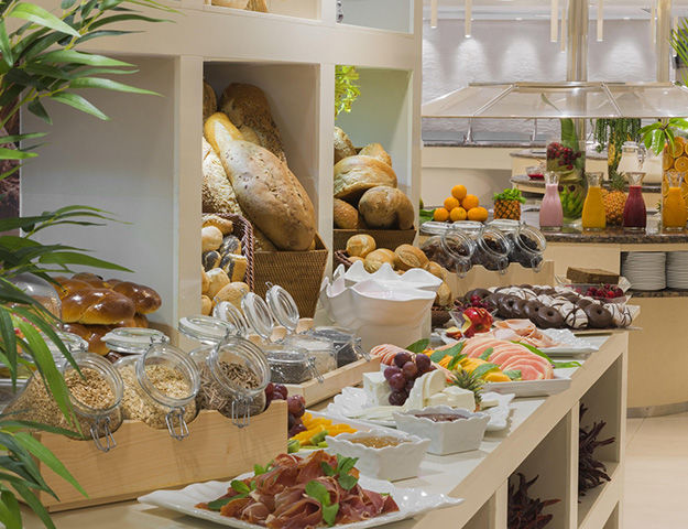 Atlantis Fuerteventura Resort - Buffet du petit dejeuner