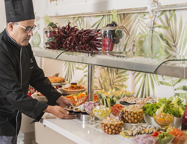 Atlantis Fuerteventura Resort - Buffet du restaurant_()