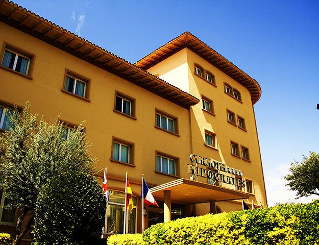Hipocrates Curhotel - Hotel