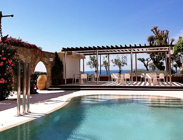 Terraza Hotel & Spa - Terraza piscine
