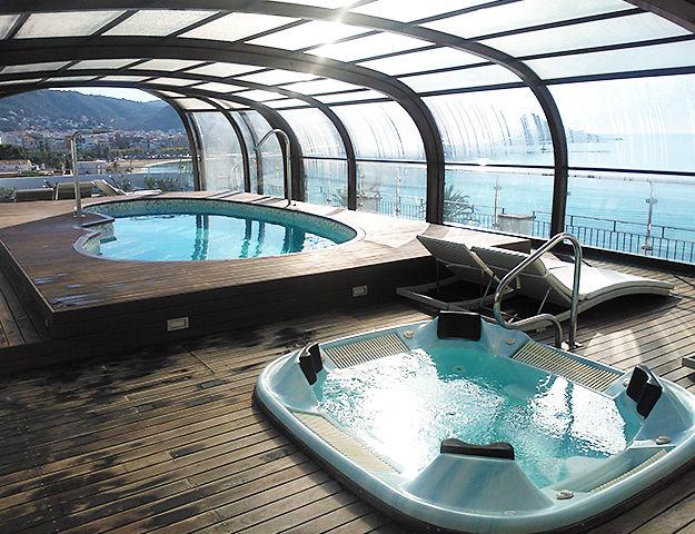 Terraza Hotel & Spa - Piscine_bainaremous