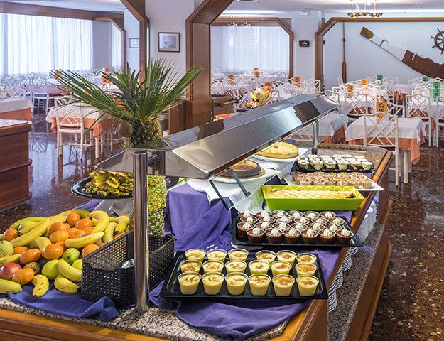 GHT Aquarium & Spa - Restaurant buffet