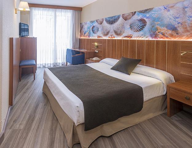 GHT Aquarium & Spa - Chambre