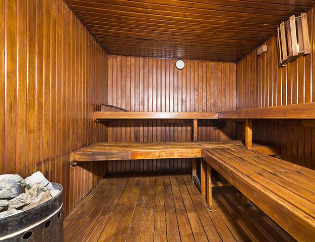 Wellness & Spa Institut GEM - Sauna