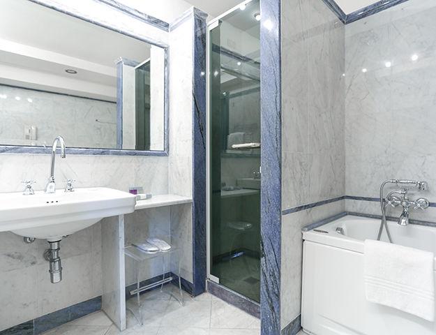 Grand Hotel Croce Di Malta - Salle de bain prestige armony