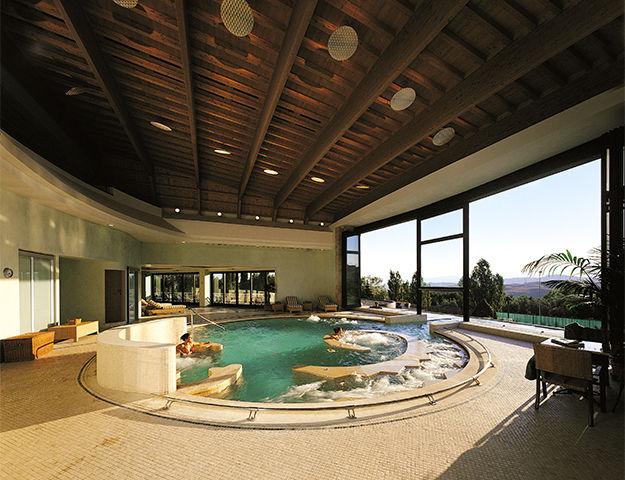 Fonteverde Tuscan Resort & Spa - Piscine interieure