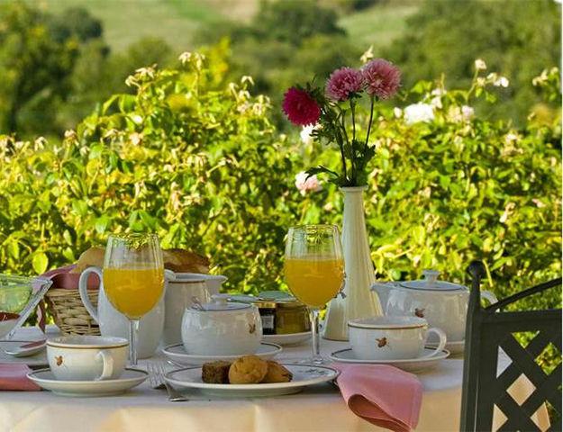 Fonteverde Tuscan Resort & Spa - Petit dejeuner