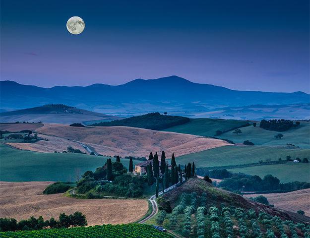 Fonteverde Tuscan Resort & Spa - Paysage de toscane