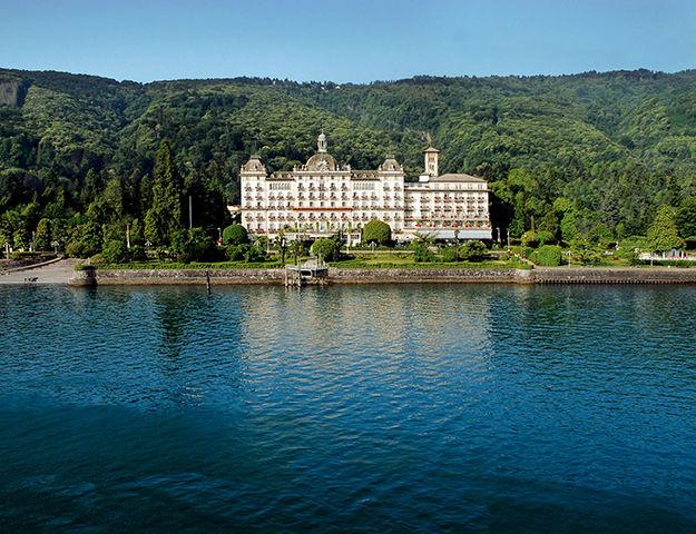 Grand Hôtel des Iles Borromées - Grand hotel des iles borromees et spa