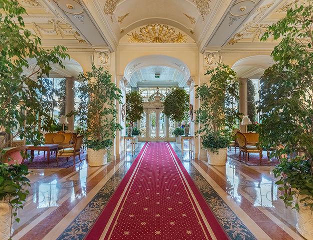 Grand Hôtel des Iles Borromées - Lobby