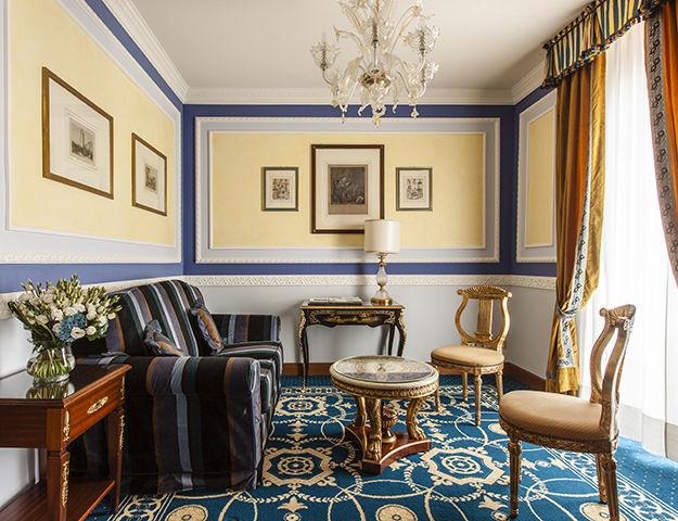 Grand Hôtel des Iles Borromées - Suite junior