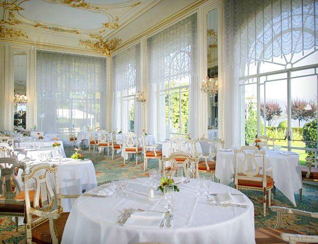 Grand Hôtel des Iles Borromées - Restaurant il borromeo
