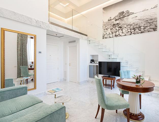 Ortea Palace Luxury hôtel - Chambre deluxe