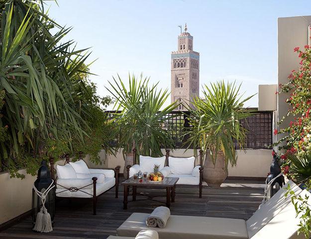 Les Jardins De La Koutoubia Sejour Thalasso Marrakech Thalasseo Com