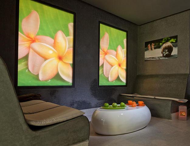 AG Hôtel & Spa - Salle de relaxation