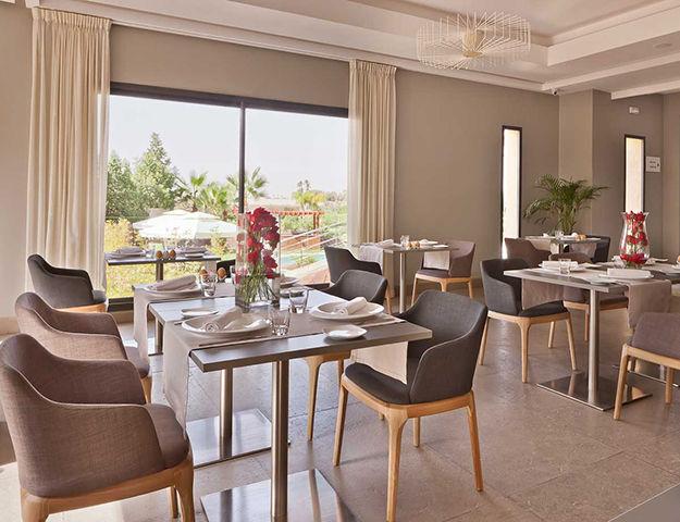 AG Hôtel & Spa - Restaurant