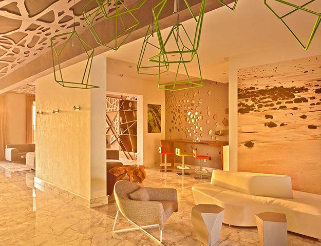 AG Hôtel & Spa - Decoration interieure
