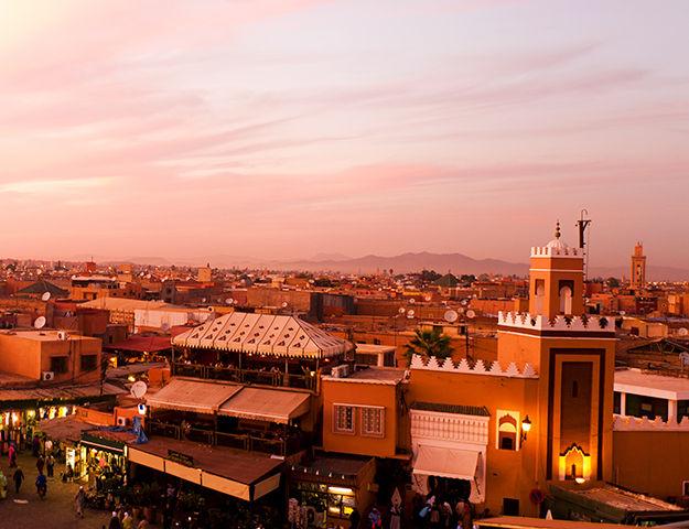 AG Hôtel & Spa - Medina de marrakech