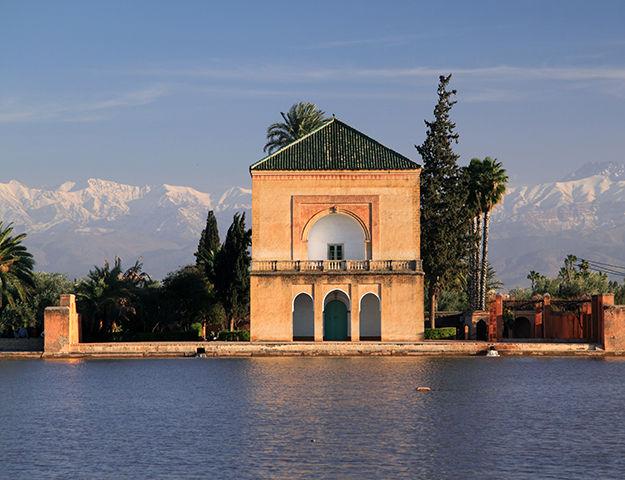 AG Hôtel & Spa - Pavillon menara de marrakech