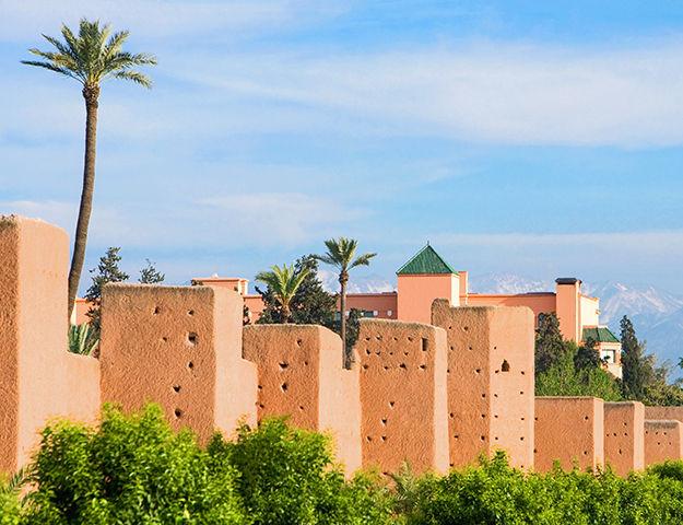 AG Hôtel & Spa - Remparts de marrakech