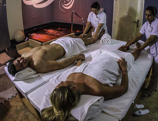 Paradis Plage Surf, Yoga & Spa Resort - Soins duo