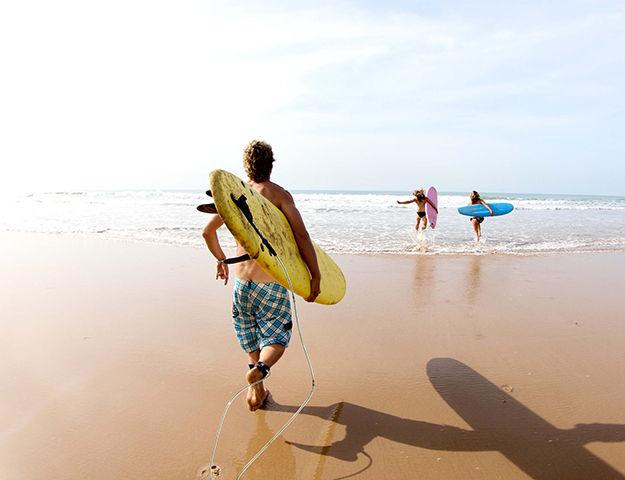 Paradis Plage Surf, Yoga & Spa Resort -  surf