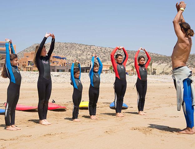 Paradis Plage Surf, Yoga & Spa Resort - Surf kids